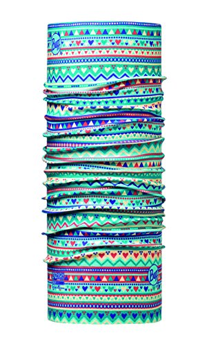 Buff Erwachsene UV Protection Multifunktionstuch, Handicraft Turquoise, One Size