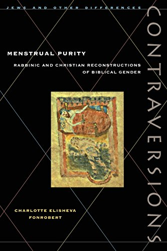 Pdfreview Menstrual Purity Rabbinic And Christian Reconstructions