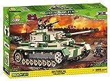 COBI 2508A Spielzeug Panzer IV AUSF. F1/G/H Konstruktionsspielzeug, beige/grün/schwarz