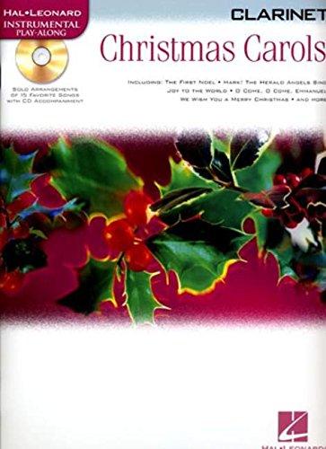 Hal Leonard Instrumental Play-Along Christmas Carols (Clarinet) Clt B par Divers