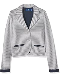 Tom Tailor Striped Blazer, Sweat-Shirt Fille