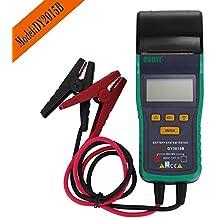Autovictoria 12V Analizador de Batería de Automóvil con Impresora Probador de Batería de Acumulador Sistema de