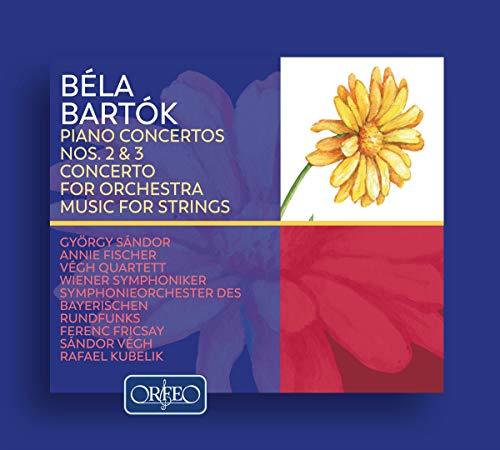 Bartók: Konzerte Für Klavier und Orchester (2 CDs)