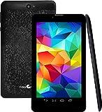 MoreGmax 4G7Z Tablet (7 inch, 16GB, Wi-Fi + 4G LTE + Voice Calling), Black