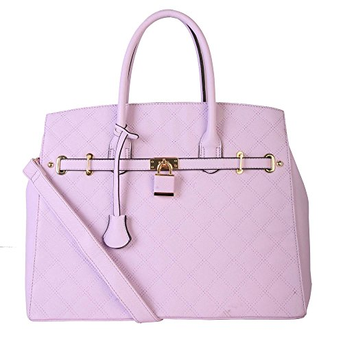 diophy-sz-3051-vegan-leather-saffiano-quilted-handbags-purple