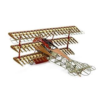Artesanía Latina Fokker Dr.I The Red Baron's Plane