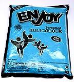 Enjoy Holi Colour 1kg Blue Gulal Powder 100% Safe & Natural Holi Color
