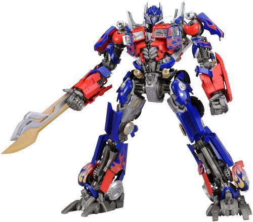 Transformers Dark of the Moon Optimus Prime DMK01(Japan import)