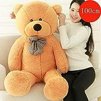 gendies Plush Toy Bear Doll Creative Children Toy 100cm Classic teddy bear