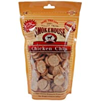 Smokehouse 100-percent Natural Small Chicken Chips, 8-Ounce by Smokehouse (English Manual)