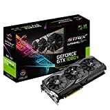 ASUS ROG-STRIX-GTX1080TI-11G-GAMING GeForce GTX 1080 Ti 11GB GDDR5X graphics card - graphics cards (NVIDIA, GeForce GTX 1080 Ti, 7680 x 4320 pixels, 2-Way SLI, 7680 x 4320 pixels, 11 GB)