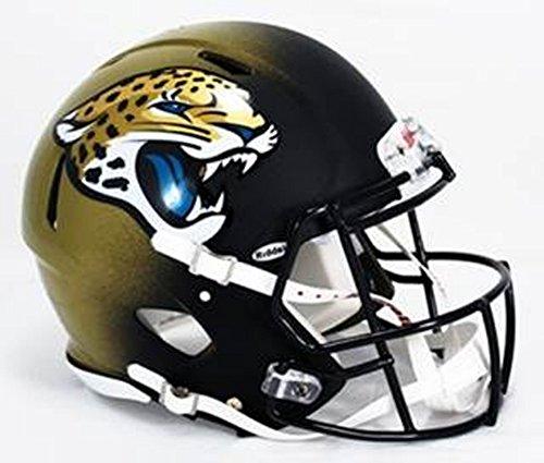 NFL Riddell Football Mini-Helmet Jacksonville Jaguars