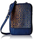 Baggit Women's Sling Bag (Blue)