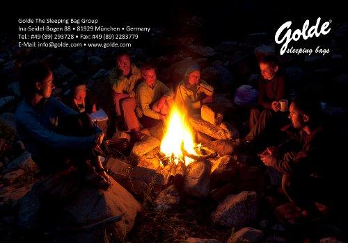 Schlafsack Golde Easy Comfort - 4