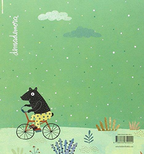 Copertina del libro A viaxe de mamá (demademora)