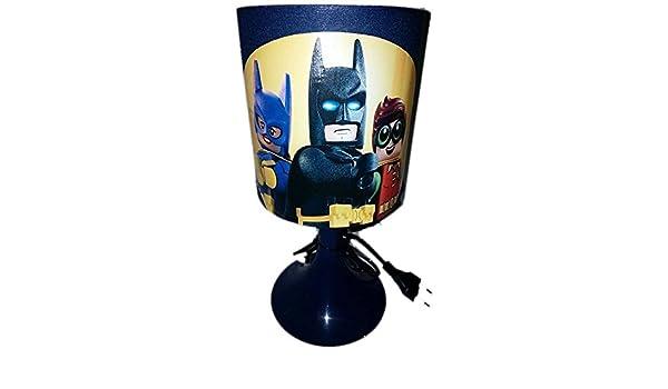 Lampada Lego Batman : Lampada per comodino creazione l idea all lego batman: amazon.it