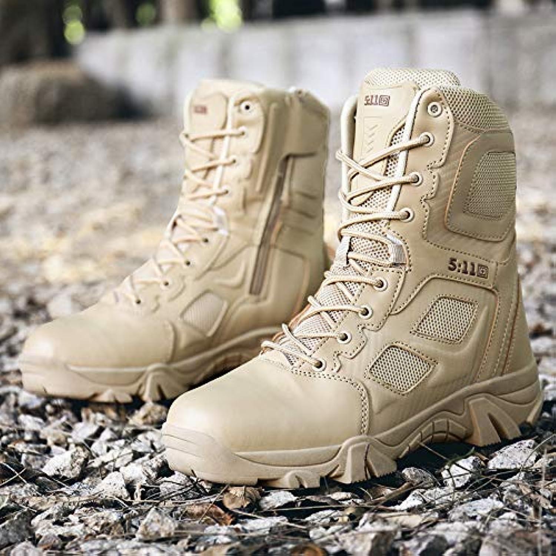HCBYJ scarpa Stivali da Lavoro Outdoor Antiscivolo da Uomo Autunno e Inverno Alti per Aiutare a Indossare Scarpe...   Acquisto    Uomo/Donne Scarpa