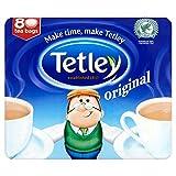 Tetley original Tee Beutel - 80 Stueck