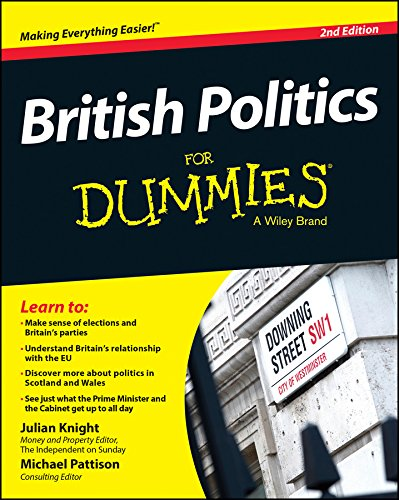 British Politics For Dummies (For Dummies Series)