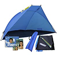 Mars Beach Tent. A great easygo compact cabana for your sport trip similar to beaches umbrella only much better! Amazing portable easy-up family windproof camping tent to keep you in the