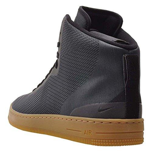 Nike Nsw Pro Stepper, espadrilles de basket-ball homme Noir (anthracite / anthracite - noir)