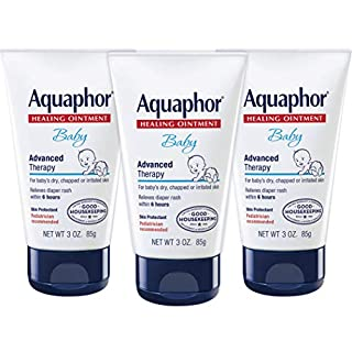 Aquaphor Baby Healing Ointment 90 ml (Pack of 3)