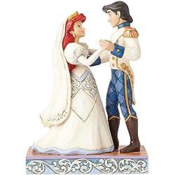 Figura pastel La Sirenita Ariel boda Disney