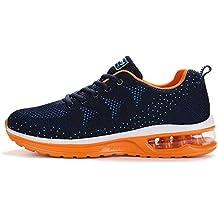 SITAILE Zapatillas de Running Unisex Hombre Mujer Sneakers Calzado de Deportes Zapatos para Correr Gimnasia