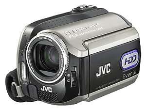 JVC GZ-MG275EX Caméscope à Disque Dur EVERIO disque dur interne de 40 Go lecteur de carte SD capteur 2 Mpix Objectif Grande-Overture F1.2