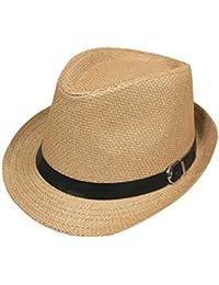 JIAJIA - Sombrero de vestir - Básico - para hombre