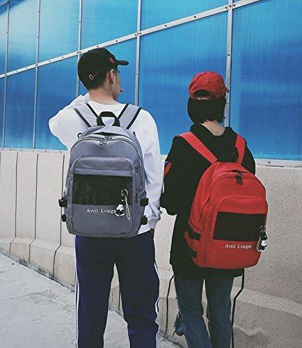 Sac à dos préscolaire Sac à dos d'étudiant de mode Sac à dos de voyage de sac à dos de sport B07LF3ZWMG | Good Design