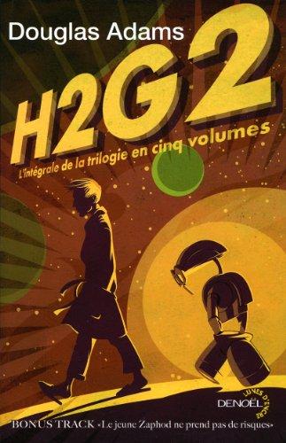 H2G2: L'intgrale de la trilogie en cinq volumes