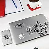 Officiel Marvel Avengers Gadget Stickers pour Smartphones, tablettes et ordinateurs portables