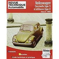 Revue Technique 317.4 vw coccinelle et utilitaires 68-77