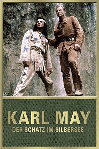 Karl May: Der Schatz im Silbersee Av-teile