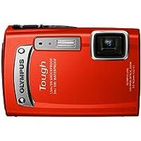 Olympus TG-320 Appareil photo 14 Mpix Zoom optique 3,6x Rouge