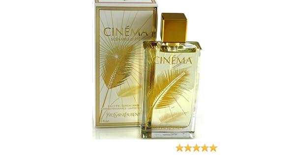 Yves Saint Laurent Cinema Cinema Scenario Dete Summer Fragrance