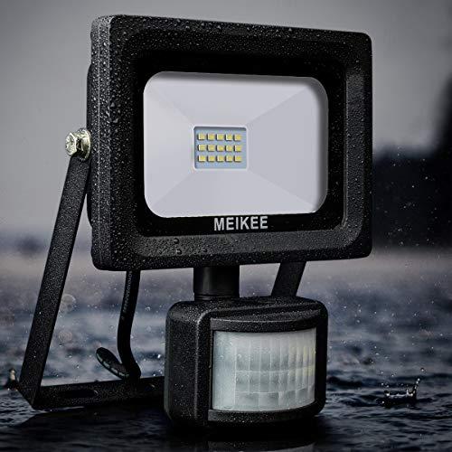 Meikee Foco led exterior con Sensor Movimiento