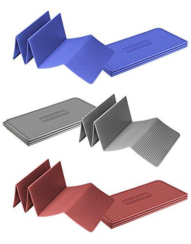 Trendy Sport ProfiFoldMat 180 x 60 x 0,6 cm / gefaltet: 30 x 60 x4 cm Sportmatte