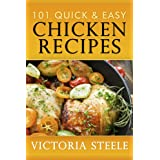101 Quick & Easy Chicken Recipes (English Edition)