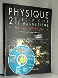 Physique - Tome 2, Electricité et magnétisme (1Cédérom)