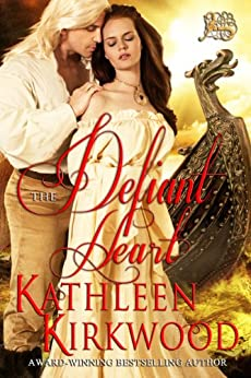 The Defiant Heart (Heart Series Book 2) (English Edition) di [Kirkwood, Kathleen, Gordon, Anita]