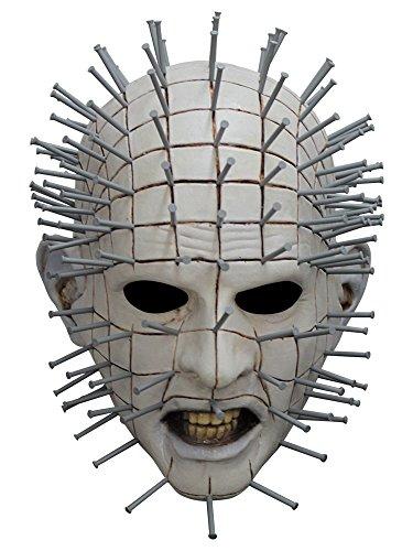 Generique - Calaveritas Pinhead Maske aus Hellraiser ()
