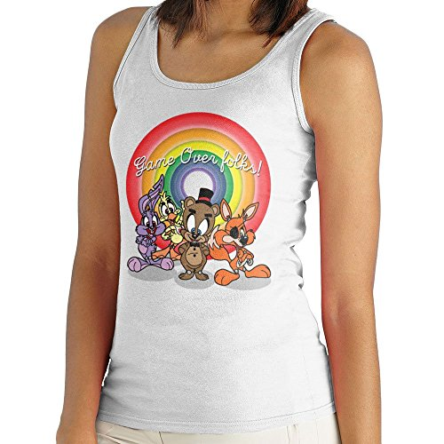 tiny-toons-five-nights-at-freddys-womens-vest