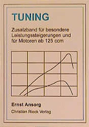 Tuning: Zusatzband für besondere Leistungssteigerungen und für Motoren ab 125 ccm
