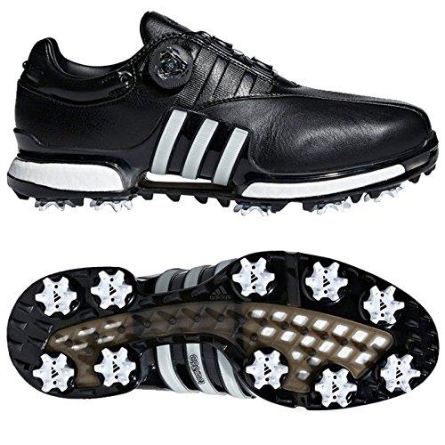 Adidas Tour 360 Boa 2.0, Chaussures De Golf Pour Homme Noir (noir F3362127)