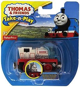 Thomas & Friends - Locomotora pequeña Stanley In Space (Mattel CDY30) , Modelos/colores Surtidos, 1 Unidad