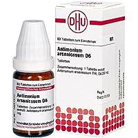 Antimonium Arsenicosum D 6 Tabletten 80 stk preisvergleich bei billige-tabletten.eu