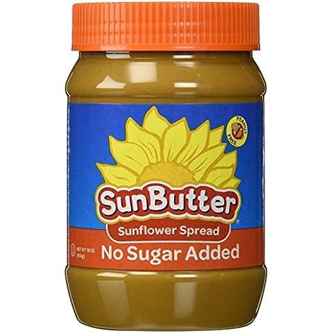 SunButter - burro di semi di girasole
