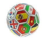 mozlly balón de fútbol banderas de país internacional High End colores diseño oficial tamaño 5deportes equipo–tema # 108005